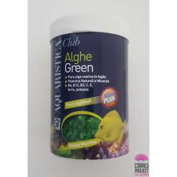 Aquaristica Alghe green 380ml/12gr 12 foglie